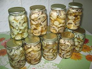 ciuperci pentru iarna